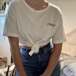 Aerie Low Key Oversized T-Shirt